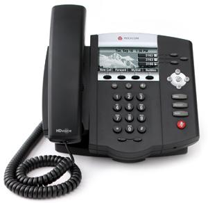 Polycom® SIP Telefon IP450