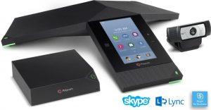 Konferenztelefone drahtlos Skype for Business Bluetooth
